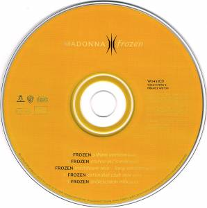 Madonna: Frozen (Single-CD) - Bild 4