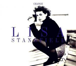 Lisa Stansfield: Change - Cover
