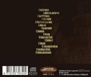 Volbeat: The Strength/The Sound/The Songs (CD) - Bild 2