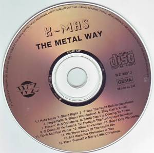 X-Mas: The Metal Way (CD) - Bild 3