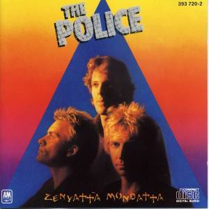 The Police: Zenyatta Mondatta (CD) - Bild 1