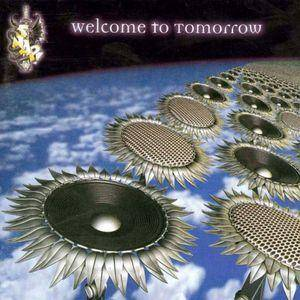 Snap!: Welcome To Tomorrow - Cover