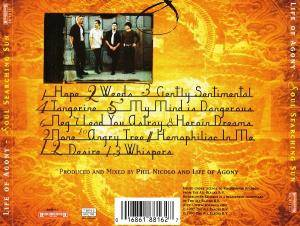 Life Of Agony: Soul Searching Sun (CD) - Bild 2