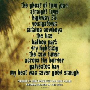 Bruce Springsteen: The Ghost Of Tom Joad (CD) - Bild 2