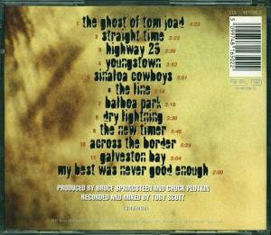 Bruce Springsteen: The Ghost Of Tom Joad (CD) - Bild 4