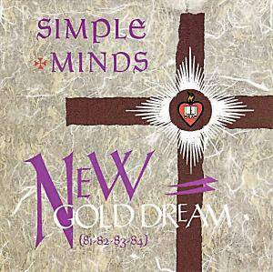 Simple Minds: New Gold Dream (81-82-83-84) - Cover