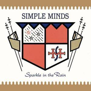 Simple Minds: Sparkle In The Rain - Cover