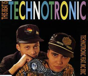 Technotronic Feat. MC Eric: This Beat Is Technotronic - Cover