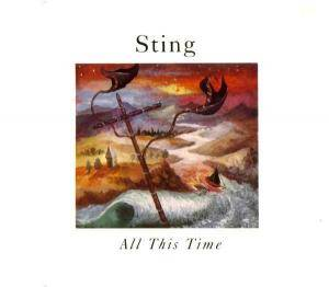 Sting: All This Time - Cover