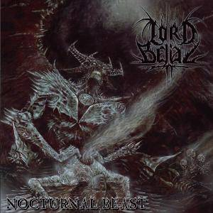 Cover - Lord Belial: Nocturnal Beast