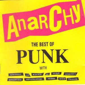 Cover - Lene Lovich: Anarchy - The Best Of Punk