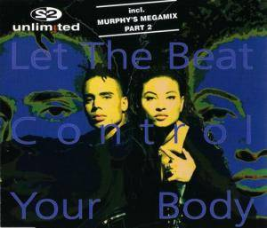 2 Unlimited: Let The Beat Control Your Body - Cover