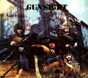 The Gun: Gunsight - Cover