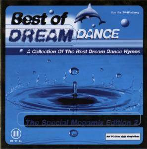 Cover - Lost Witness: Dream Dance - The Special Megamix Edition 2