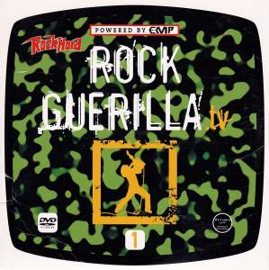 Rock Hard - Rock Guerilla.tv 01 (DVD) - Bild 1