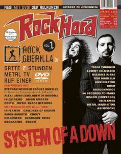 Rock Hard - Rock Guerilla.tv 01 (DVD) - Bild 3