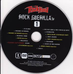 Rock Hard - Rock Guerilla.tv 01 (DVD) - Bild 5