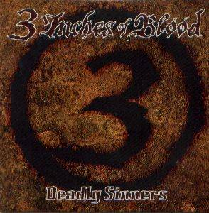 Cover - 3 Inches Of Blood: Deadly Sinners