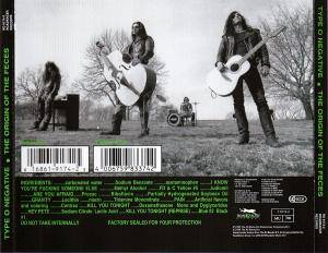 Type O Negative: The Origin Of The Feces (Not Live At Brighton Beach) (CD) - Bild 4
