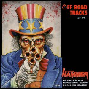 Cover - Andi Deris: Metal Hammer - Off Road Tracks Vol. 32