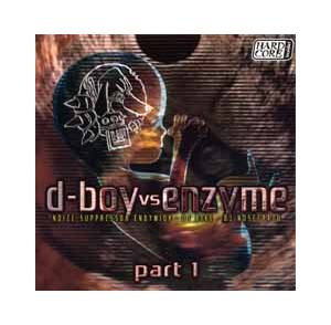 Cover - DJ Nosferatu: D-Boy Vs Enzyme Part 1