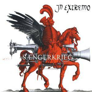 Cover - In Extremo: Sængerkrieg