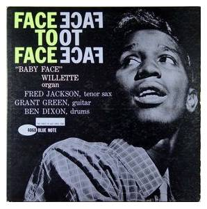 Cover - Baby Face Willette: Face To Face
