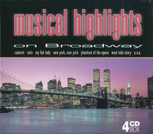 Cover - Herman Hupfeld: Musical Highlights On Broadway