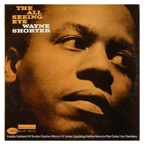 Wayne Shorter: All Seeing Eye, The - Cover