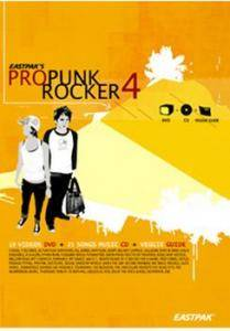 Cover - Sounds Like Violence: Eastpak's Pro Punkrocker 4