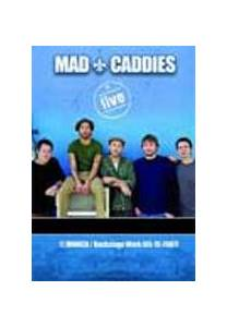 Cover - Mad Caddies: Live @ Munich/Backstage Werk (05-15-2007)