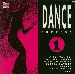 Cover - Stevie Woods: Dance Express Volume 1
