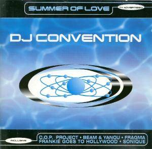 DJ Convention - Summer Of Love - Cover