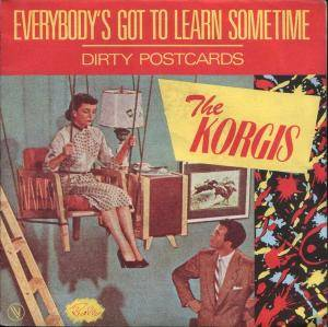 The Korgis: Everybody's Got To Learn Sometime - Cover