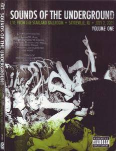 Sounds Of The Underground: Live From The Starland Ballroom - Cover