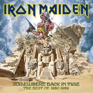 Iron Maiden: Somewhere Back In Time - The Best Of: 1980-1989 (CD) - Bild 1