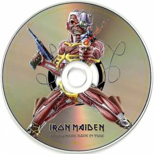 Iron Maiden: Somewhere Back In Time - The Best Of: 1980-1989 (CD) - Bild 5