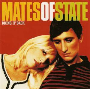 Cover - Mates Of State: Bring It Back