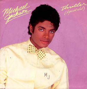 Michael Jackson: Thriller - Cover