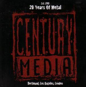 Cover - Warrel Dane: Century Media - 20 Years Of Metal