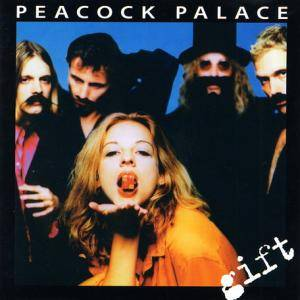Cover - Peacock Palace: Gift
