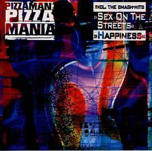 Cover - Pizzaman: Pizzamania