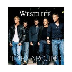 Cover - Westlife: Turnaround