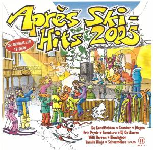 Cover - Uniting Nations: Après Ski-Hits 2005