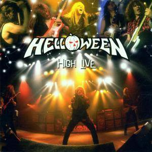 Helloween: High Live - Cover