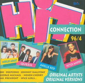 Cover - Jamie Lee: Hit Connection 96/4