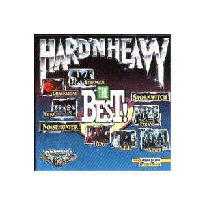 Cover - Veto: Hard'n Heavy - The Best