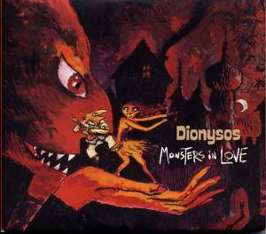 Cover - Dionysos: Monsters In Love