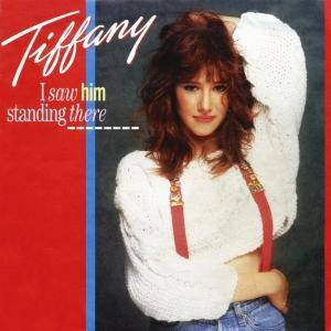 Tiffany: I Saw Him Standing There - Cover