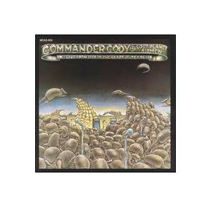 Commander Cody & His Lost Planet Airmen: Live From Deep In The Heart Of Texas - Cover